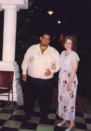 Foto Recital Poético 23 de octubre de 1997(2)